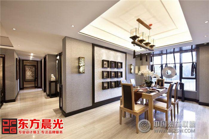 現代風格別墅中式裝修設計