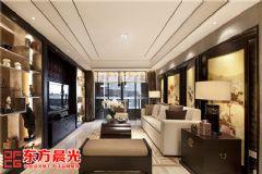 现代风格别墅中式装修设计现代风格