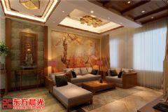 中式风格别墅装修设计古典芬芳古典风格别墅