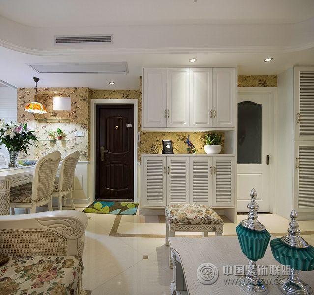 78平二室一厅简欧温馨家-整套大图展示-简约风格装修