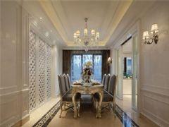 成都尚层装饰别墅装修优雅法式风格案例欣赏地中海风格别墅
