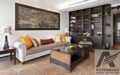 别致中式风的新家中式风格三居室