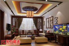 中式别墅装修设计描绘诗意人生中式风格别墅