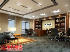 现代中式商务会所装修设计
