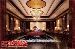 中国古典风会所中式装修设计