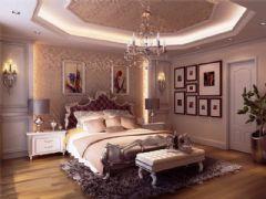 成都尚层装饰别墅装修温馨舒适混搭风格效果图欣赏(二)混搭风格大户型