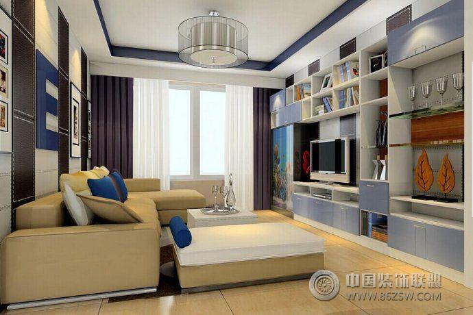 家具精美搭配设计 客厅装修效果图 -家具精美搭配设计 客厅装修图片