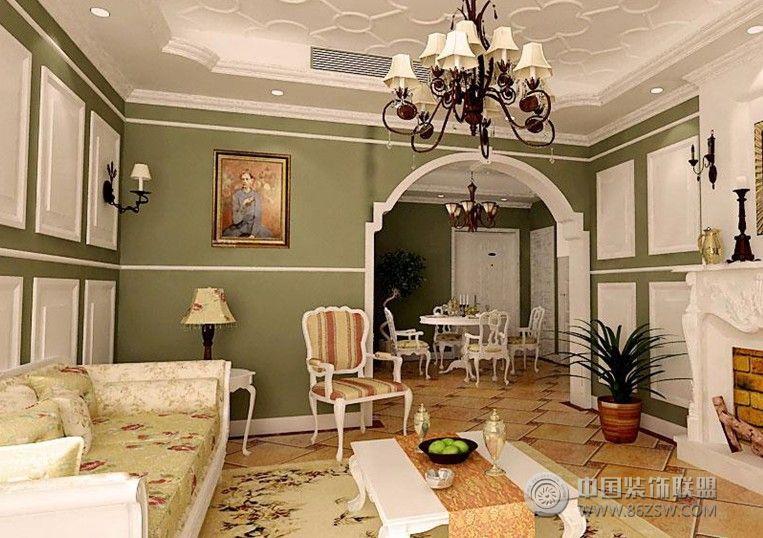 低调奢华的欧式装修案例 儿童房装修效果图 八六装饰网装