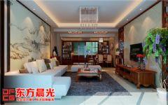 中式风格高端沉稳别墅装修设计中式风格别墅