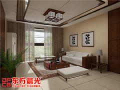 新中式雅居别墅装修设计中式风格别墅