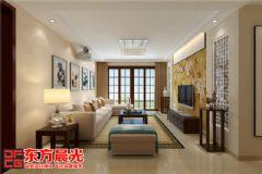 中式风格别墅装修设计清新舒适中式风格别墅