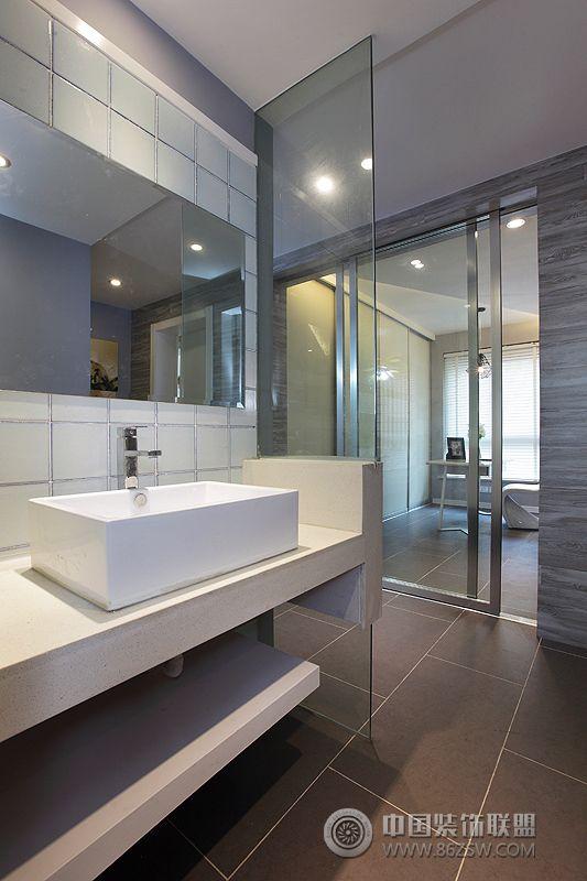 118平现代简约时尚居 客厅装修效果图 八六装饰网装修效果