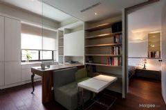 书房隔断创意设计