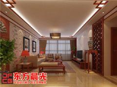中式别墅装修设计品味内敛气质中式风格别墅