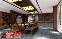 北京中式茶樓裝修品茗留香