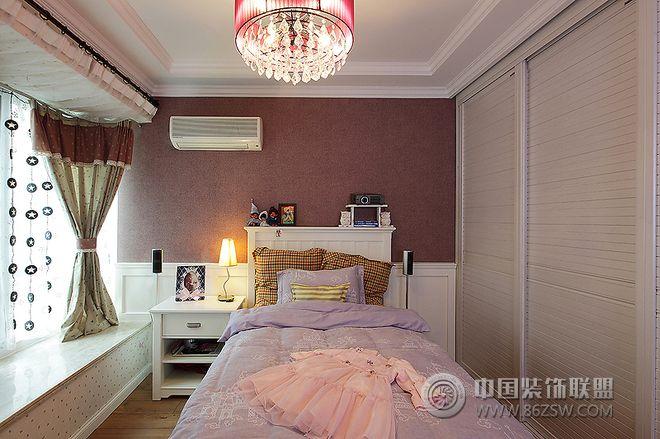 105平简欧风格婚房-整套大图展示-简约风格装修效果