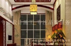 格调高雅的中式别墅装修案例