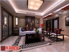 精致豪宅别墅中式装修设计中式风格别墅