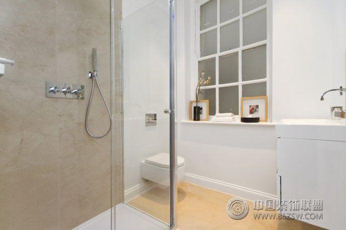 创意玻璃隔断设计 客厅装修效果图