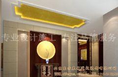 简约优雅的中式别墅装修案例中式风格别墅