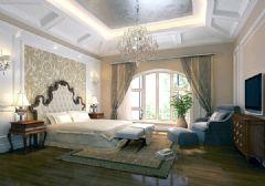 武汉尚层装饰沿海翡丽英伦休闲美式风格方案展示美式其它装修图片