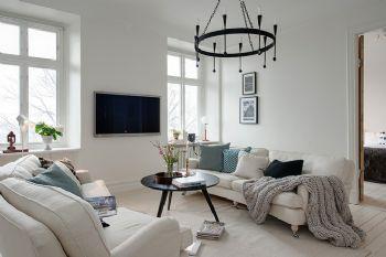 120平北欧风格温馨公寓