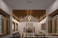 古朴高雅的中式别墅装修案例