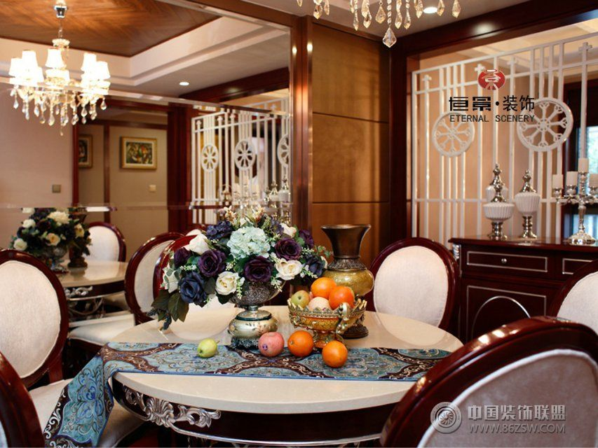 风格城事 王妃的桂冠 客厅装修效果图 八六 中国 装饰联盟