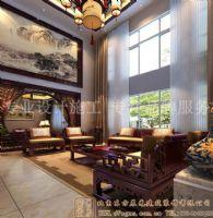 奢华韵味的中式别墅装修案例