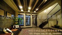 古韵犹在的中式别墅装修案例