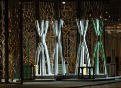 阿森设计-木之灵•粹 - 成都创意设计产业展览会