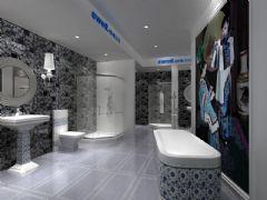 阿森设计-四维卫浴终端设计