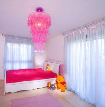 如夢似幻的女兒臥室