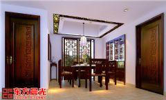 中式别墅装修设计书香气质传承中式风格别墅