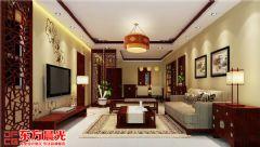 中式风格时尚别墅装修设计中式风格别墅