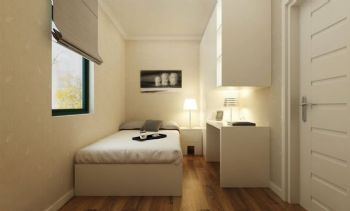创意设计小户型卧室