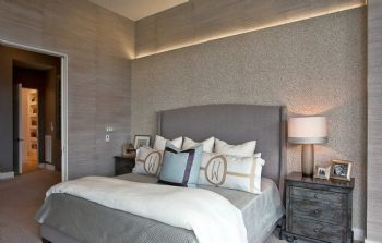 创意设计小户型卧室现代卧室装修图片