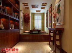 中式别墅装修设计高端淡雅之美中式风格别墅