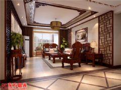精雕细琢中式装修别墅设计图中式风格别墅