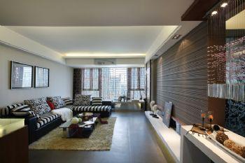 125平现代温馨居装修案例