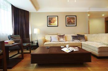 160平现代中式温馨居