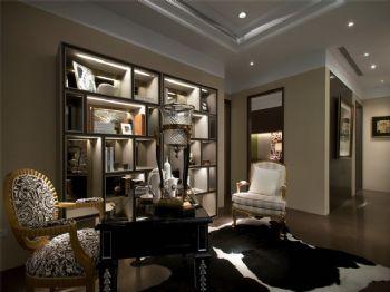 175平日式风格装修案例混搭客厅装修图片
