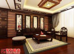 中式装修设计之传统别墅设计图古典风格别墅