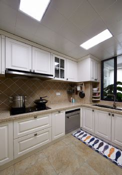 家装厨房油烟机设计