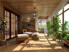 成都尚层装饰别墅装修美式风格案例欣赏(六)美式其它装修图片
