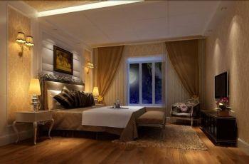 美丽卧室壁纸搭配