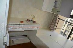 旭辉华庭B2户型88平方顺利完工简约卧室装修图片