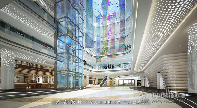 优质城市综合体效果图分享商场装修图片