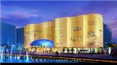 购物中心装修效果图推荐,前沿设计风格共赏商场装修图片