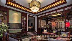 古朴典雅的四合院装修设计案例酒店装修图片